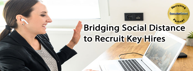 Bridging Social Distance to Recruit Key Hires