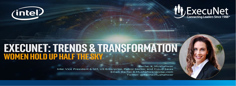 Trends & Transformation: Women Holding Up Half the Sky